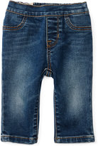 Ralph Lauren Denim Leggings, Baby Girls (0-24 months)