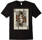 Star Wars Boba Fett Playing Card Graphic T-Shirt
