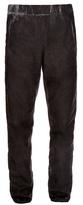 Bottega Veneta Overdyed Cotton Trousers