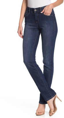 Jag Jeans Opal Best Kept Secret Straight Leg Jeans