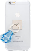 77Circa - gemstone ring iPhone case - women - Plastic - One Size