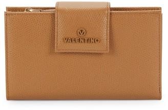 Mario Valentino Elton Palmellato Leather Wallet