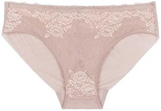 Wacoal Lace Perfection Blush Briefs