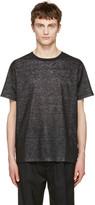 Calvin Klein Collection Black Rovel T-shirt
