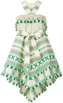 Dodo Bar Or embroidered tassel dress