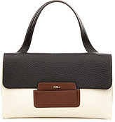 Furla Maia M Colorblocked Top-Handle Satchel