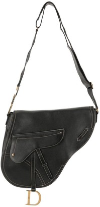 Christian Dior pre-owned Jumbo XL Saddle shoulder bag
