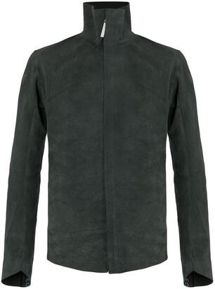 Isaac Sellam Experience zipped biker jacket