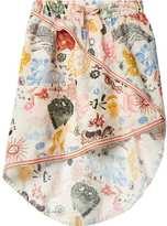 Scotch & Soda Wrap Skirt