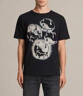 AllSaints Good Vibes Crew T-shirt