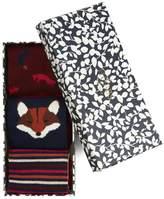 Hobbs Fox Sockset