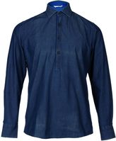Italia Independent Denim shirts