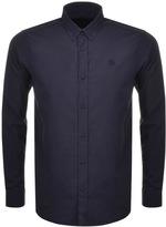 Henri Lloyd Long Sleeved Club Regular Shirt Navy