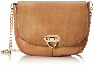 Pieces Pcnomi Leather Cross Body Fc Womens Cross-Body Bag