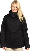 Burton TWC Fulltime Flirt Snowboarding Jacket (True Black) - Apparel