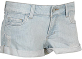 Vintage Wash Denim Short