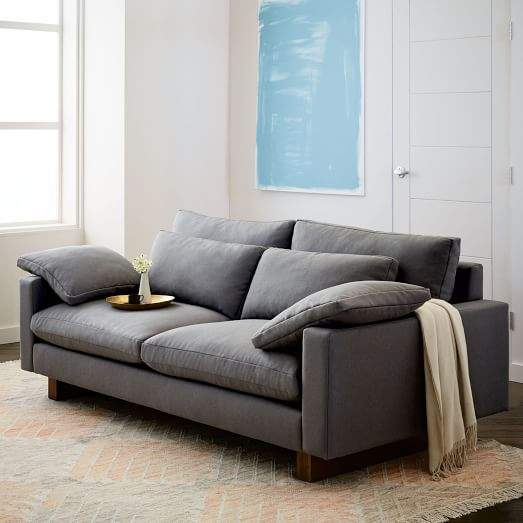 free shipping 19f0d 4e942 Down Filled Sofa - ShopStyle