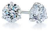 Kwiat Women's 0.25Ct Tw Diamond & Platinum Stud Earrings