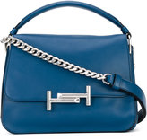Tod's double T tote - women - Leather - One Size