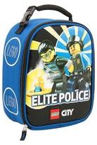 Lego Elite Police Lunch Bag - Blue