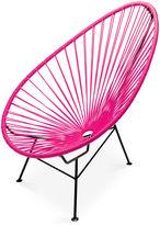 Mexa Acapulco Lounge Chair, Magenta