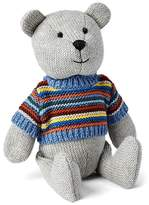 Gap Crazy stripe Brannan teddy bear
