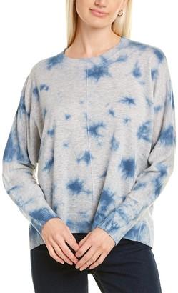 LISA TODD The Spritz Linen-Blend Sweater