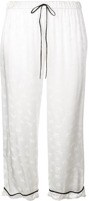 Morgan Lane Petal trousers