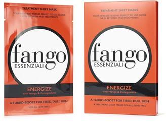 Borghese Fango Essenziali Energizing Sheet Mask 4-Pack