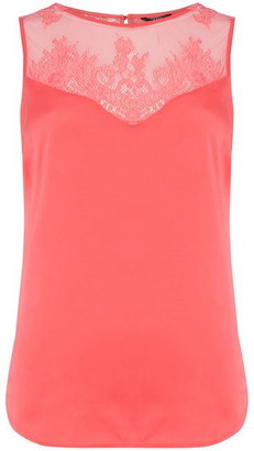 GUESS Sleeveless Scarlet Top