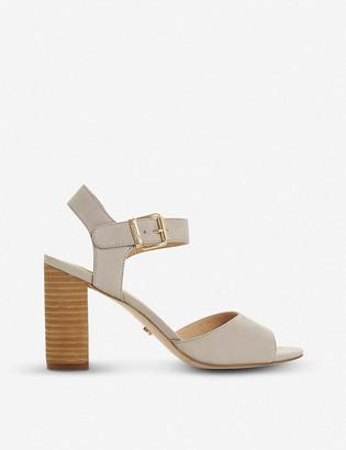 Dune Isobela leather sandals