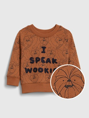 Star Wars babyGap | StarWars Crewneck Sweatshirt