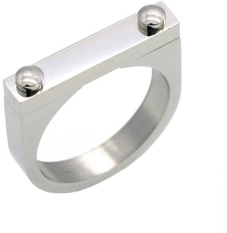 Opes Robur Opes D2 Ring Silver