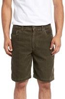 Quiksilver Waterman Collection 'Supertubes 6' Corduroy Shorts