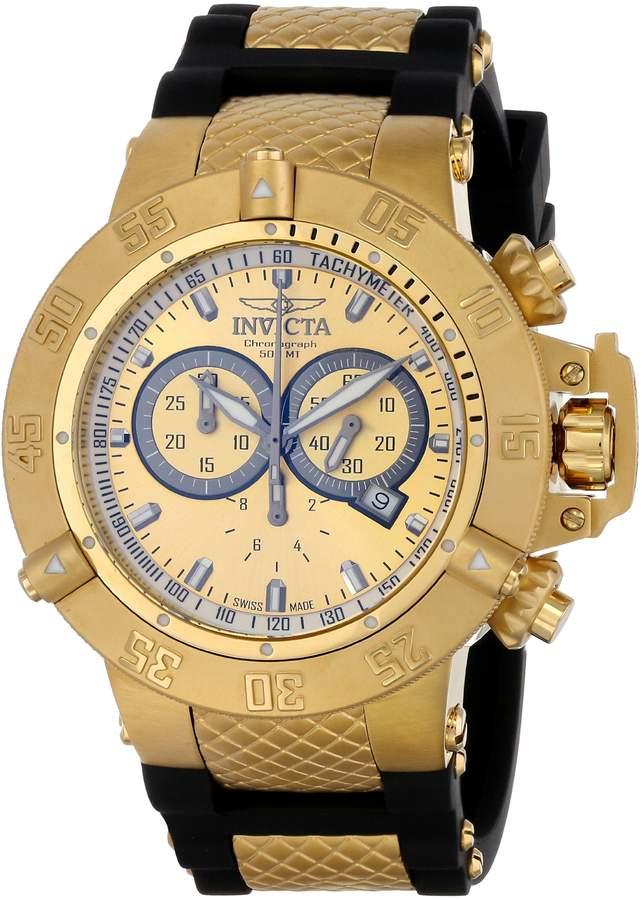 Invicta Men's 5517 Subaqua Collection -Tone Chronograph Watch