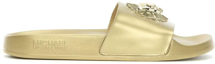 fb50b1adc Michael Kors Sliders - ShopStyle UK