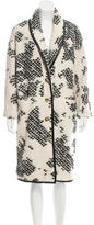 Derek Lam 10 Crosby Wool-Blend Knee-Length Coat