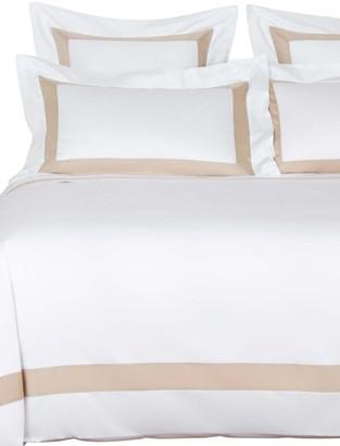 Frette Bicolore Sateen Cotton Duvet