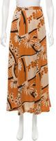 Dolce & Gabbana Printed Maxi Skirt