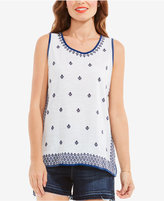Vince Camuto TWO by Printed Tank Top