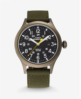 Express Timex Expedition Scout Watch