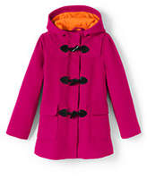 girls duffle coat - ShopStyle