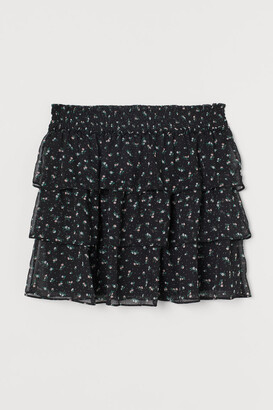 H&M Tiered skirt