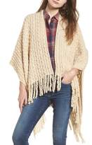Sole Society Knit Cape