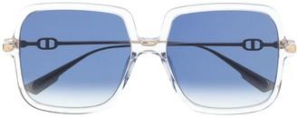 Christian Dior DiorLink1 shaded sunglasses