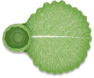 Tory Burch Lettuce Ware Crudite Dish