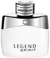 Montblanc NEW Mont Blanc Legend Spirit Eau de Toilette 50ml