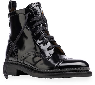 The Office of Angela Scott Mr. Hardy Patent Combat Boots