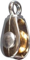 NATIONAL MFG/SPECTRUM BRANDS HHI National Mfg Co 1/2' Sgl Pulley N243-584 Pulleys [Misc.] [Misc.]