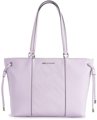 Dana Buchman Faux Leather Tote
